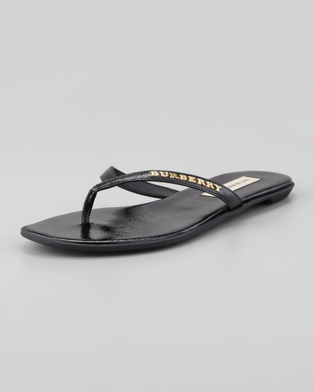 Rated 5 out of 5 by ImSuzy from Love these sandals! I have these sandals in three colors now. I bought the black patent leather to wear with my black capris when I want to dress up a little.