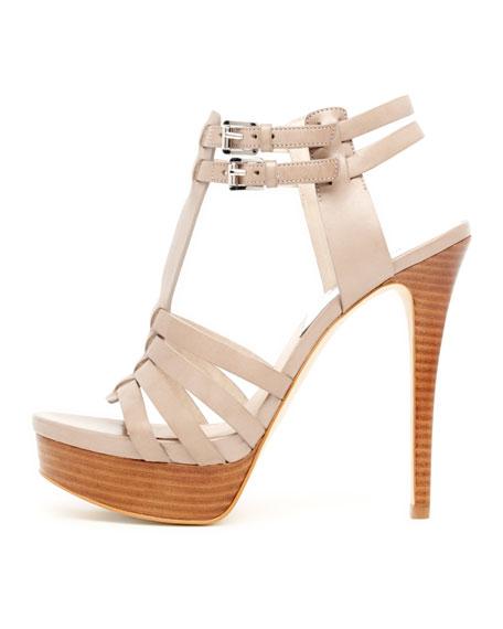 Georgie T-Strap Platform Sandal