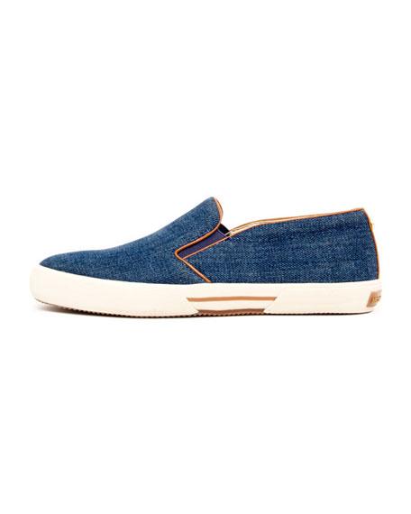 Boerum Denim Slip-On Sneaker