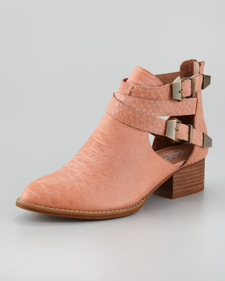 Everly Bootie