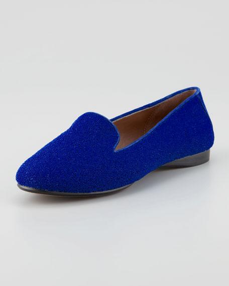 Denda Sparkle Loafer, Royal Blue