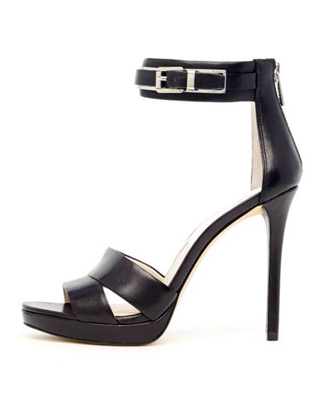 Karlie Back-Zip Sandal