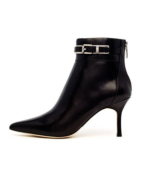 Karlie Buckled Ankle Boot