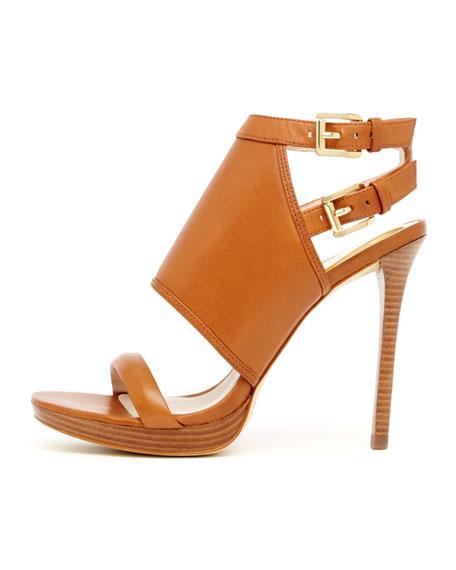 Asta Double-Buckle Sandal