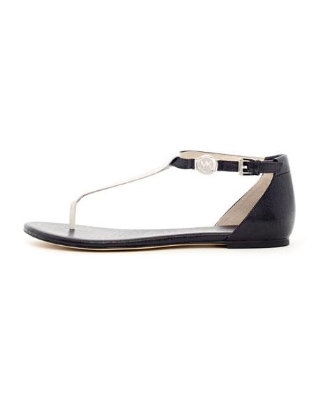 Bridget Neon Thong Sandal