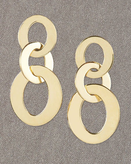 Chic n' Shine Earrings, Medium