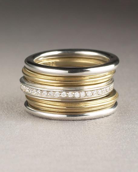 Rings, Set of Five