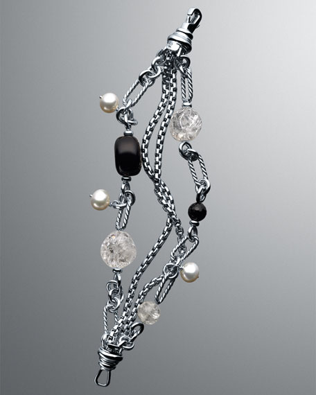Mixed Bead Potpourri Bracelet
