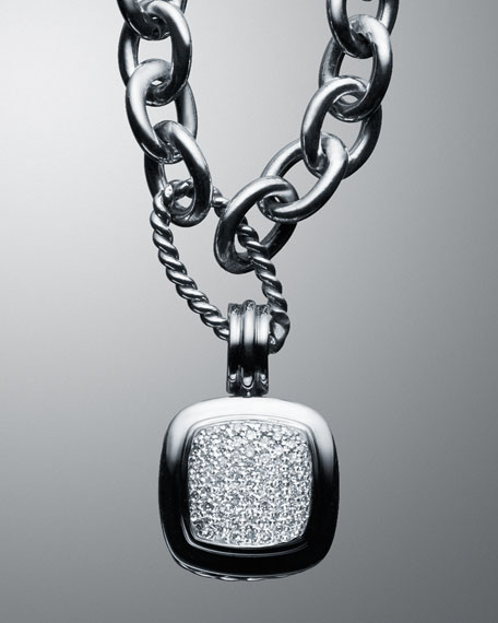14mm Pave Diamond Albion Enhancer