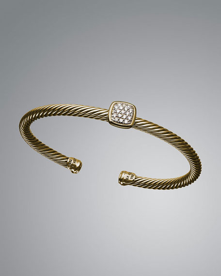 Noblesse Bracelet with Diamonds