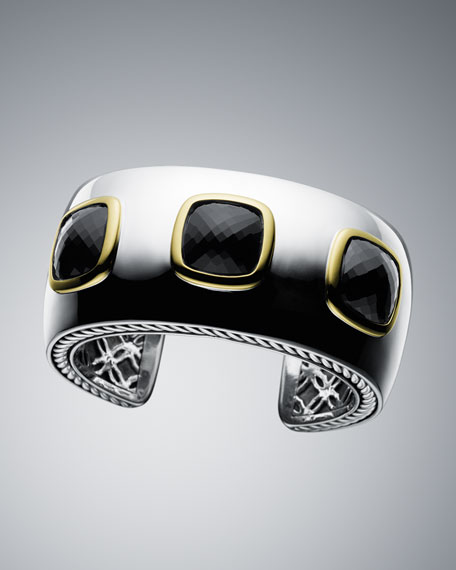 15mm Black Onyx Albion Bracelet
