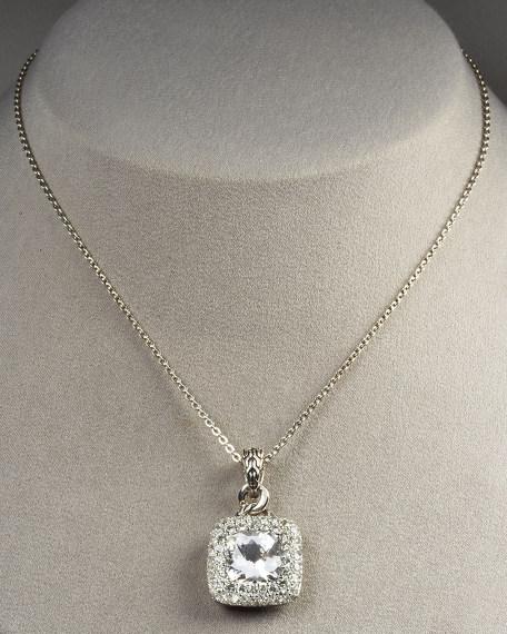 Batu Klasik Pendant Necklace