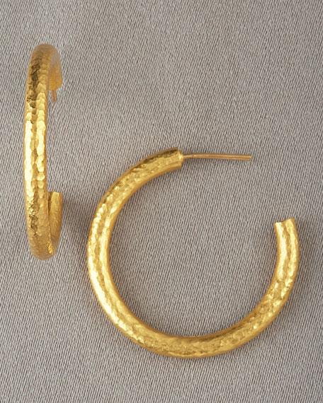 Constellation Hoop Earrings