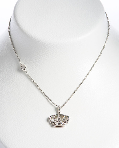 Wish Crown Necklace