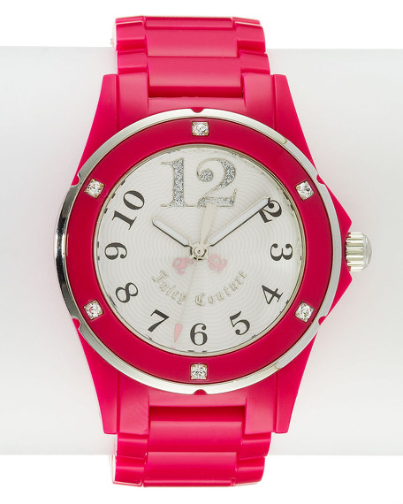 Rich Girl Watch, Pink