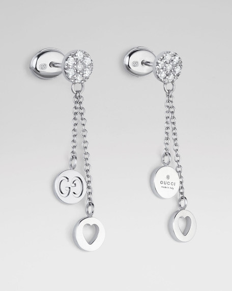 Icon Amor Diamond Earrings