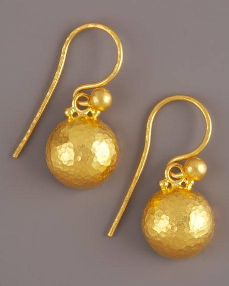 Half-Ball Earrings