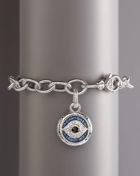 Evil Eye Eclipse Bracelet
