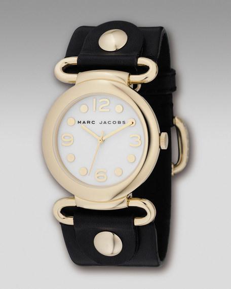 Molly Watch, Black/Golden