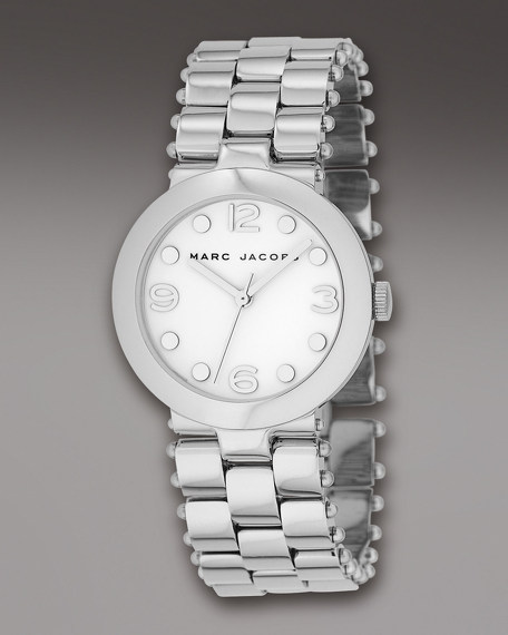 Small Sukie Watch, Silver