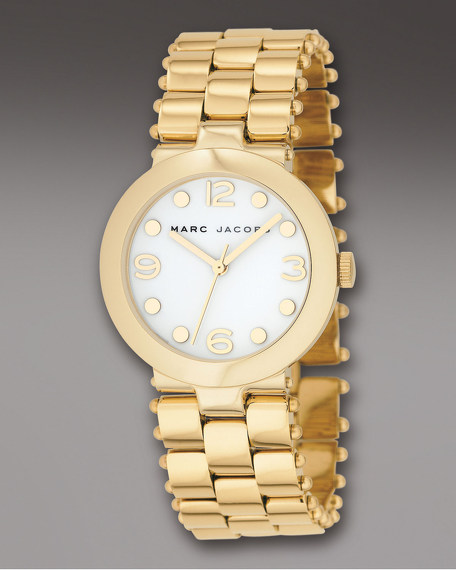Small Sukie Watch, Gold