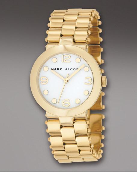 Small Sukie Watch, Gold