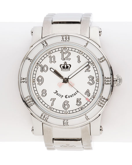 HRH Bracelet Watch, Stainless Steel