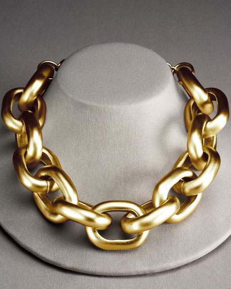 Chunky Link Necklace