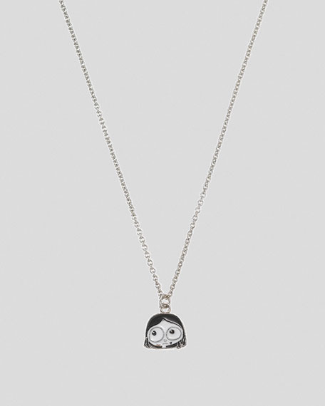 Miss Marc Pendant Necklace