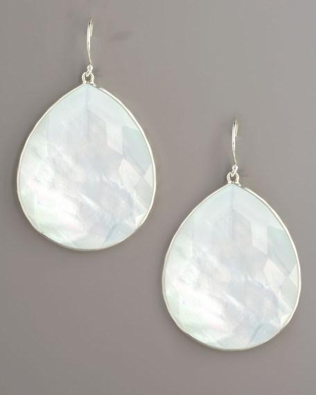 XL Mother-of-Pearl Wonderland Earrings