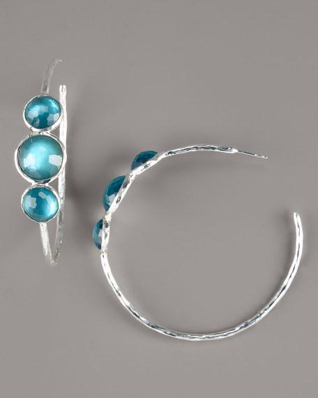 Wonderland Hoop Earrings