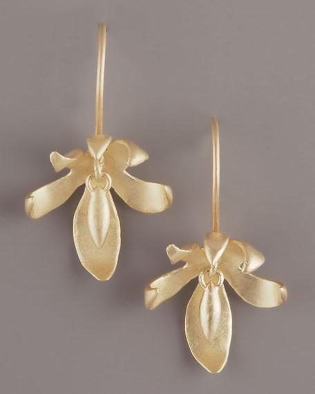 Jasmine Flower Earrings