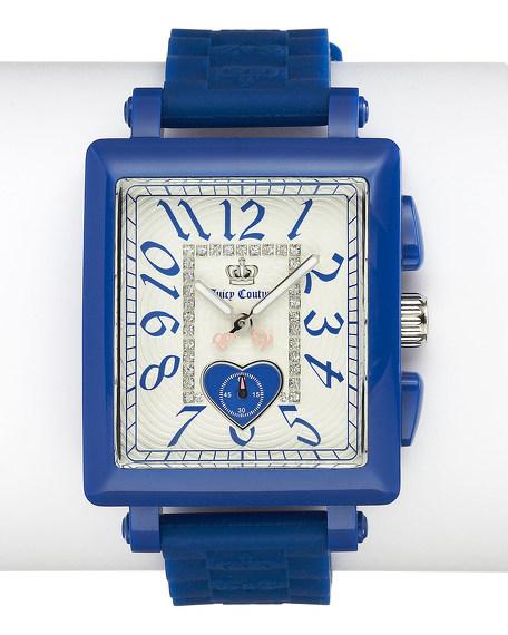 Socialite Watch, Blue