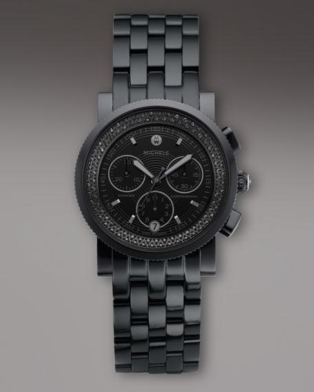 Large Diamond Black Watch
