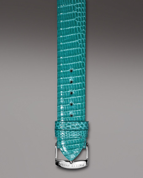Green Lizard Strap, 20mm