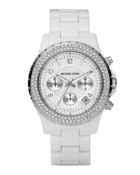 Glitz Acrylic Watch