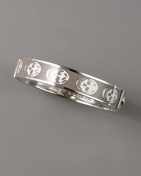 Enamel Cuff Bracelet, Small