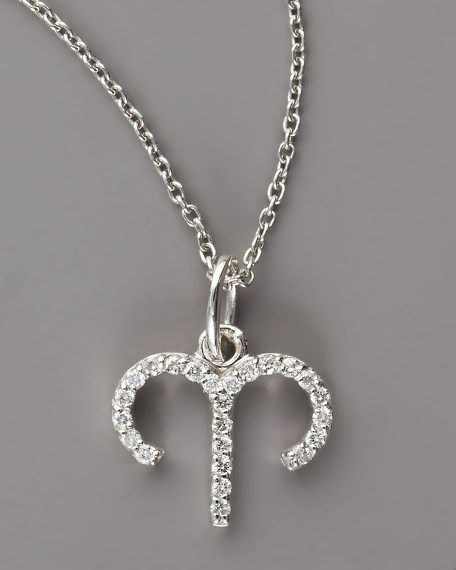 Aires Diamond Necklace