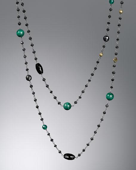 DY Elements Necklace, Malachite