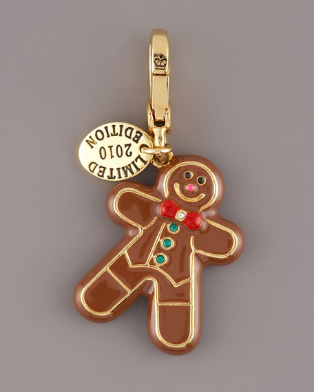 Limited-Edition Gingerbread Man Charm