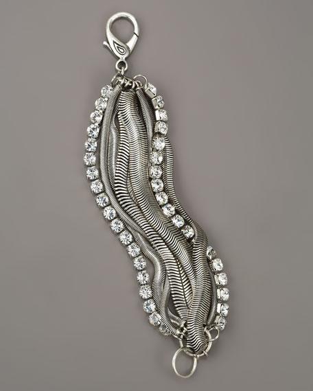 Snake-Chain Bracelet
