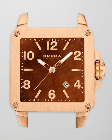 Stella Rose Gold 35mm Watch Head