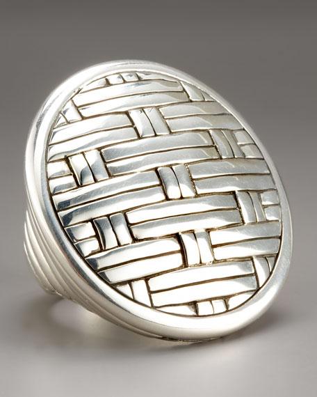 Bedeg Round Ring