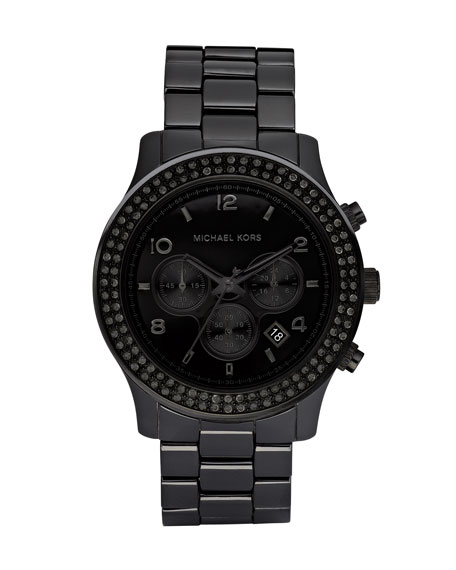 Blackout Glitz Watch