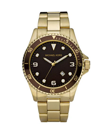 Men's Three-Hand Watch