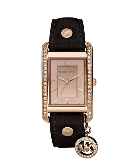 Charm Watch, Rose Golden