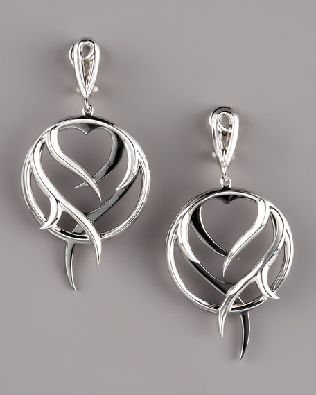 Double-Layer Rapture Earrings