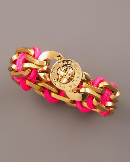 Fluoro Turnlock Bracelet