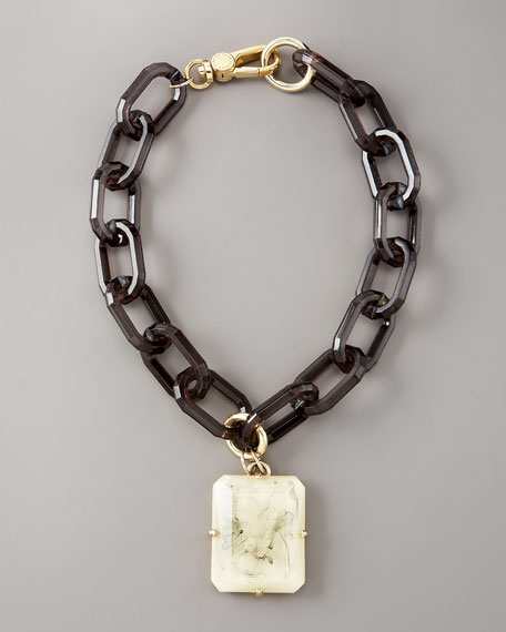 Jessica Link-Chain Necklace