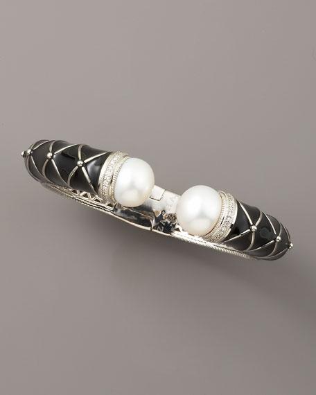 Pearl-Tip Bracelet